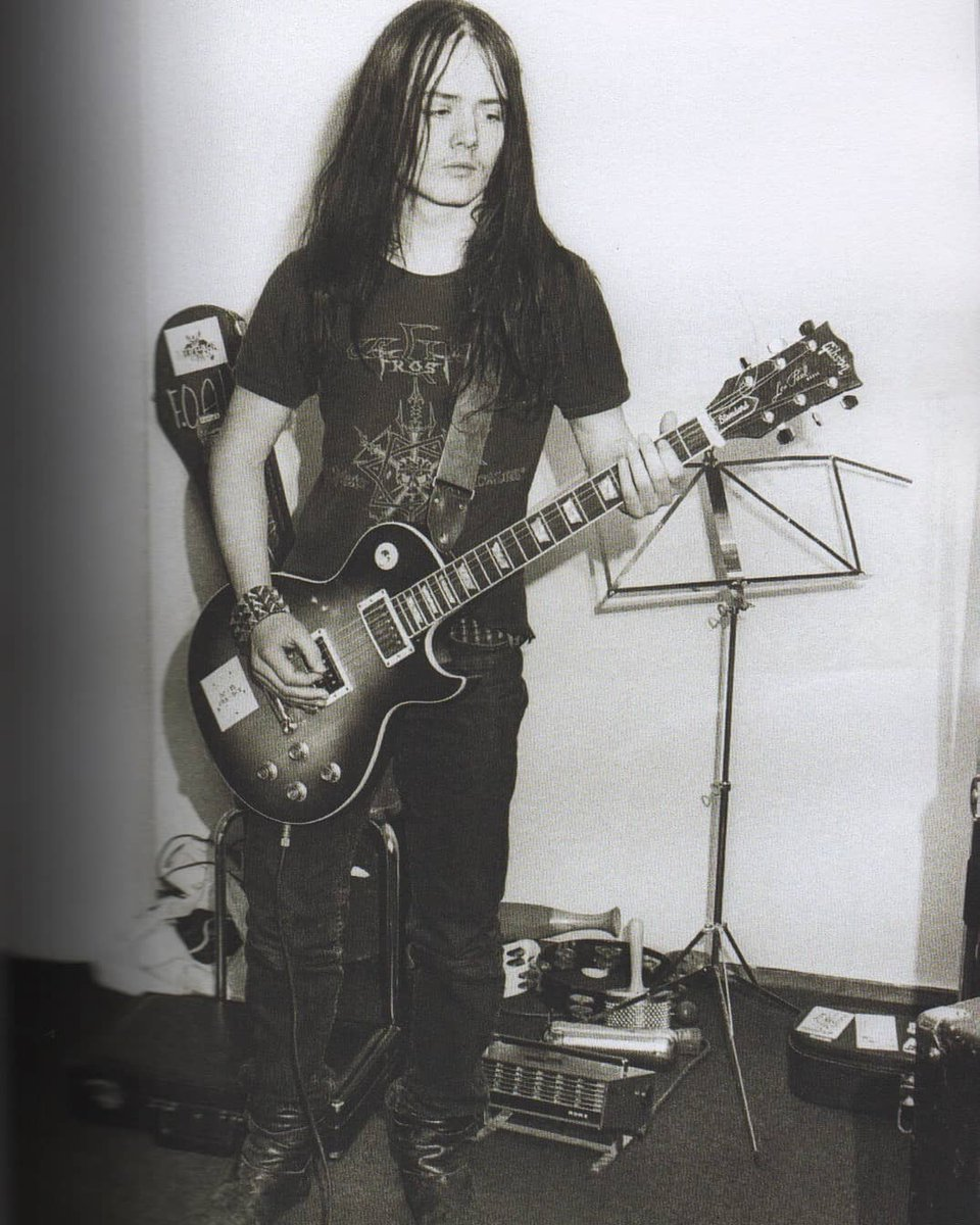 Vikernes euronymous varg Is Varg