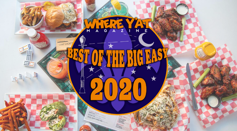 Today is the LAST DAY you can vote for @whereyatnola's Best of the Big Easy!  We would be honored if you nominated @barcadianola and your other favorite local #NewOrleans spots here: https://bit.ly/3jIbgiJ   Best Bar Food  Best Wings  Best Place to Play Bar Gamespic.twitter.com/XNxSlmebqL
