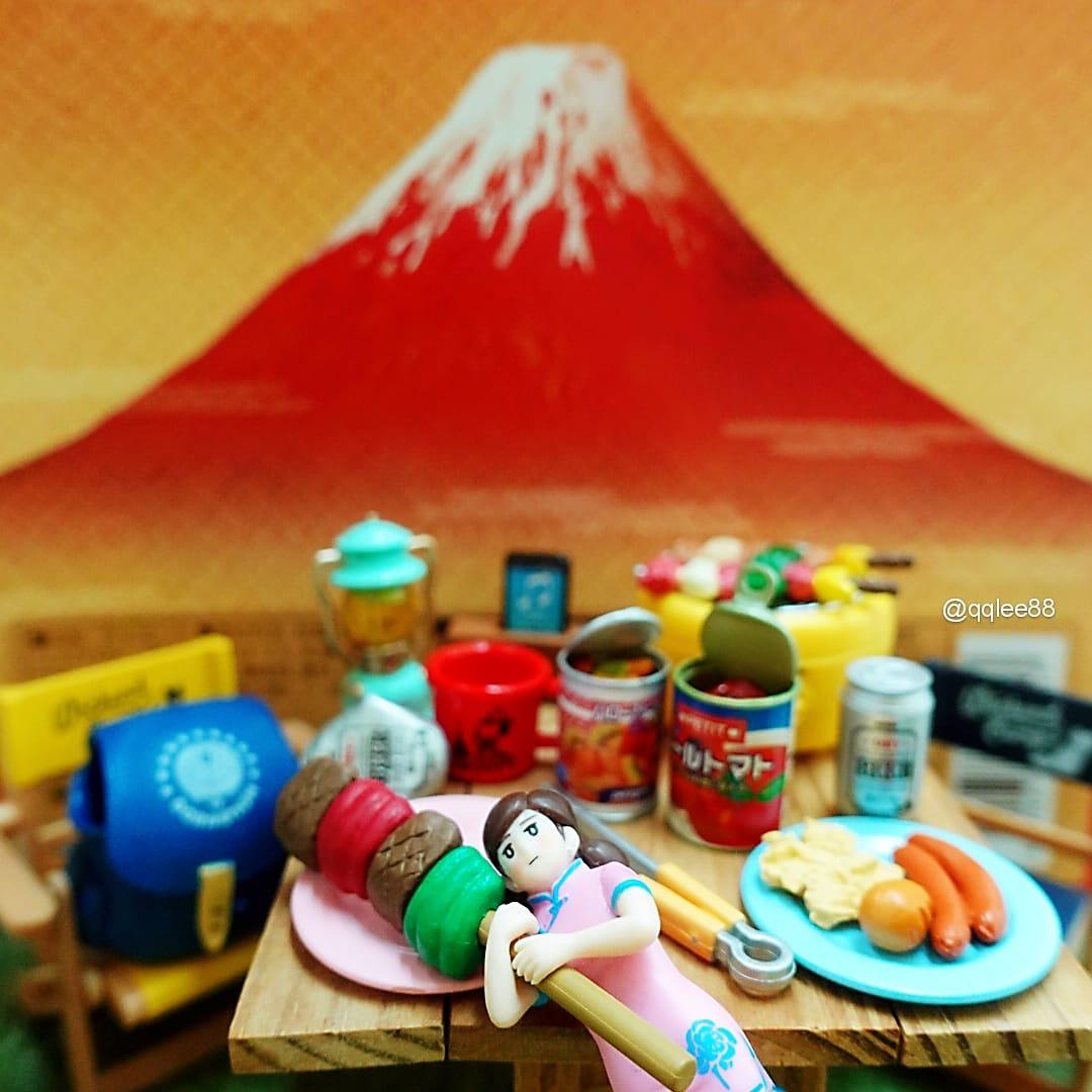 8月10日 #山の日 🗻  #mountainday #山 #mountain  #fujisan #富士山 #露營 #camping #富士山アポロ  #今日は何の日  #フチ子 #fuchiko #fuchico #杯緣子 #ol人形  #リーメント #rement #ぷちサンプル #食玩  #扭蛋 #ガチャガチャ https://t.co/bam4t1C1qW