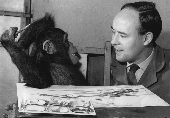 How London Zoo's 'curator of mammals' stormed the artworld