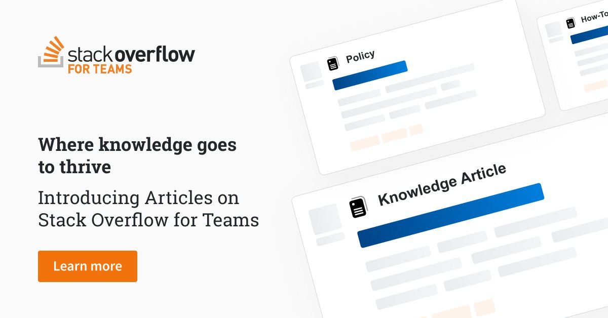 Stack Overflow (@StackOverflow)   Twitter
