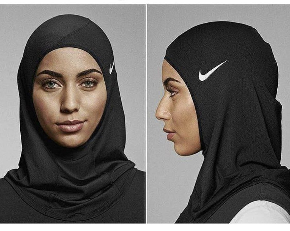 Dear @Nike,  Did Uighur Muslim women forced to work in the labor camps in #China make these Nike headscarves?   2 billion people would like to know. pic.twitter.com/J3Vmigz2oU