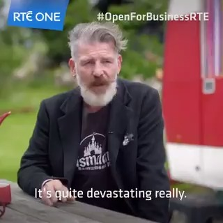 Festivals and concerts are always associated with musicians & performers. But as we hear from @VivaJerryFish, there are a huge number of others who rely on the circuit.  This week on #OpenForBusinessRTE, we look at the impact of COVID-19 on the events & entertainment industry. https://t.co/OagR1uL0bT