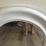 Image for the Tweet beginning: Four Foot Mirror for Sale