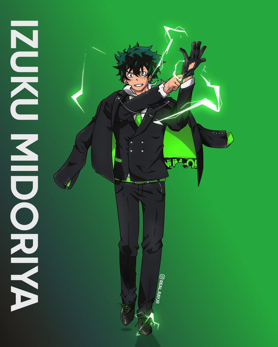 Adult Midoriya