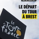 Image for the Tweet beginning: Le Tour 2021 de France