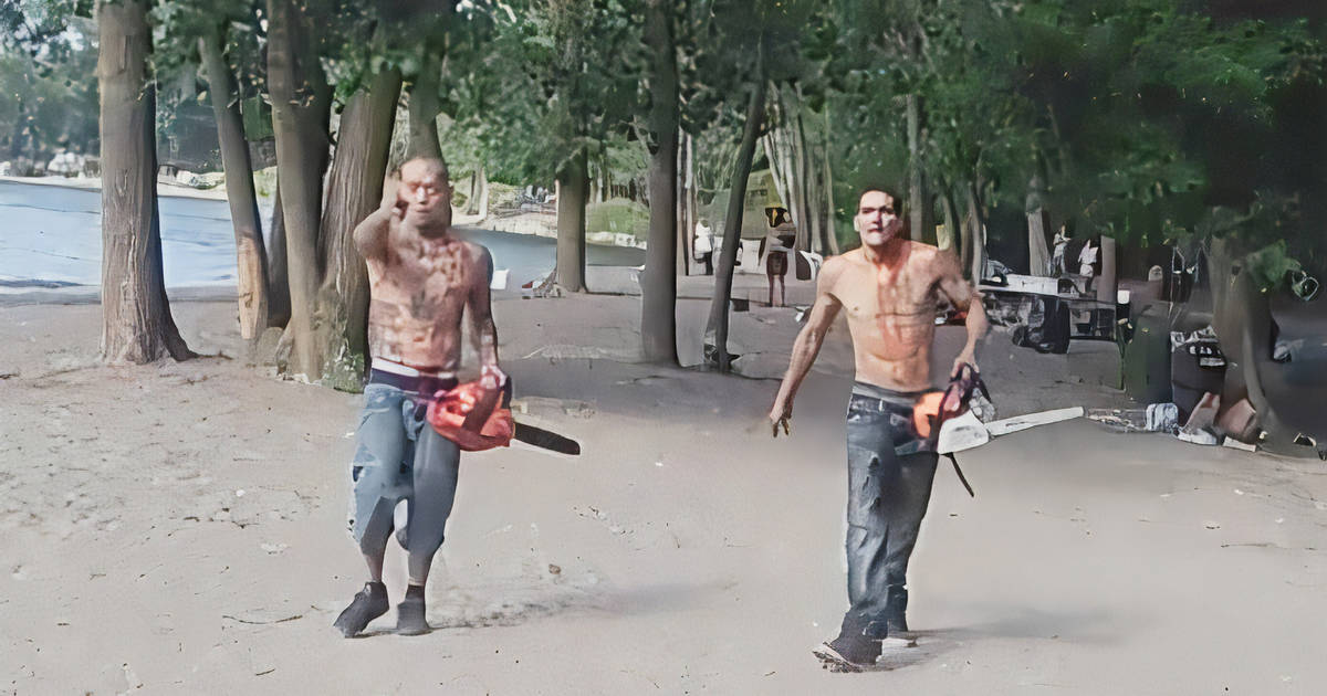 Toronto residents question safety of Cherry Beach following chainsaw attack https://t.co/La6KEBuJz7 #Toronto #CherryBeach https://t.co/jHoxettJJf