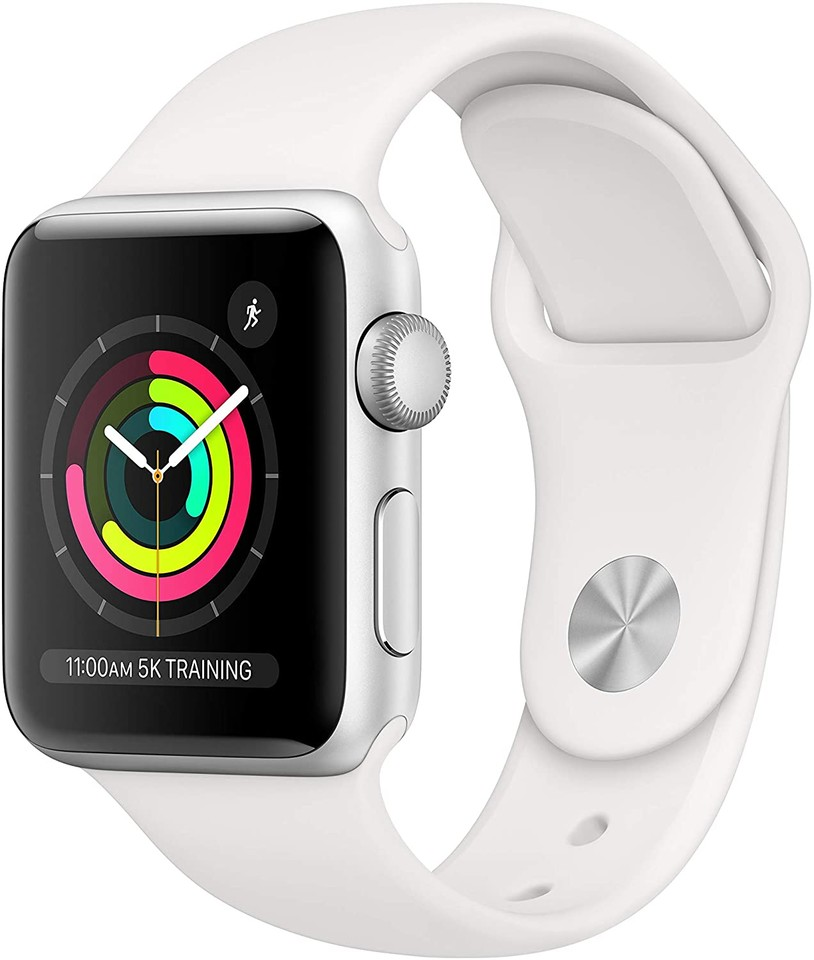 In case you missed it!  NEW Apple Watch Series 3 (GPS, 38mm) for $169!      Click here https://amzn.to/31x3L5I   #geek #deals #tech #gamedev #ios #smartwatchpic.twitter.com/8eAMa1lf3p