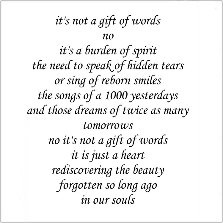 test Twitter Media - #MadVerse  it's not a gift of words no it's a burden of spirit the need to speak of hidden tears or sing of reborn smiles the songs of a 1000 yesterdays and those dreams of twice as many tomorrows...  count 293  #poetry  #WritersPost #micropoetry #poetrycommunity https://t.co/BEZK6Wd6ZH