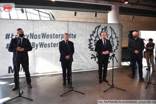Ogłoszono konkurs na koncepcję Cmentarza Wojskowego Żołnierzy WP na Westerplatte https://t.co/weiCjxH7aN https://t.co/V33JJBYHHK