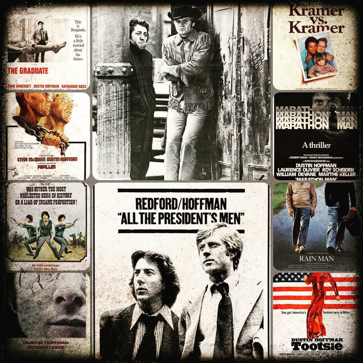 Cuál es tu pelicula preferida de Dustin Hoffman? What'syourfavoriteDustin Hoffmanmovie? #favoritefilm #peliculafavorita #videoteca #favoritemovie #filmoteca #loftconstancia #coleccionista #colección #septimoarte #cinencasa #bluray #pasionporelcine  #dustinhoffmanpic.twitter.com/yy91g04yLM