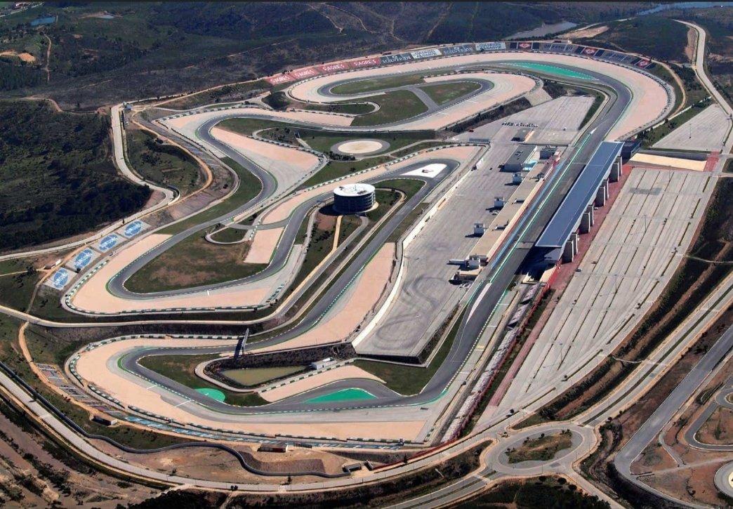 SuperBike✅ Formula 1🔜 MotoGP🔜 OBRIGADO Autódromo Internacional do Algarve!!