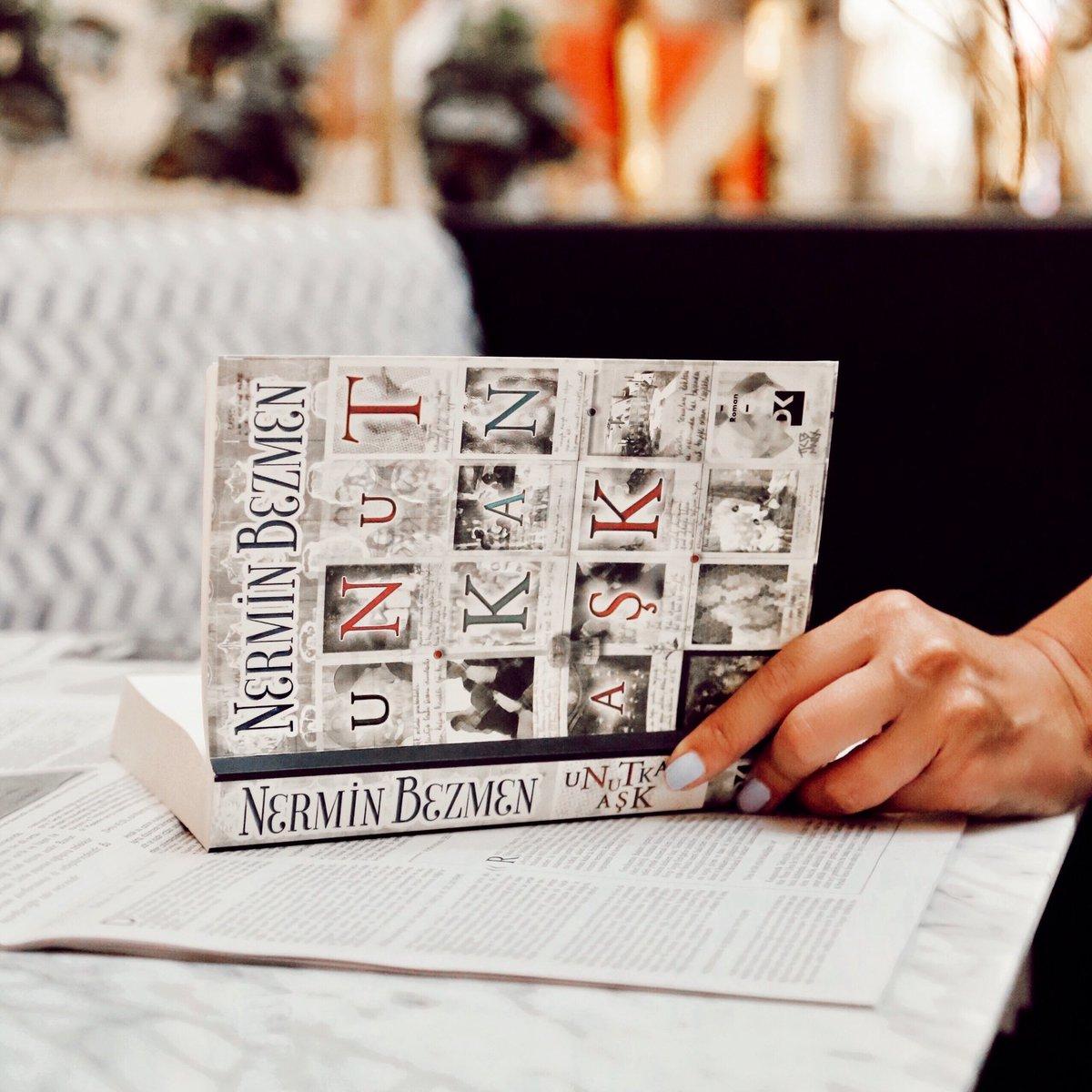 """Haftanın kitabı Nermin Bezmen'den,Unutkan Aşk…  Nermin Bezmen'in uzun bir araştırma döneminin ardından okuyucularına sunduğu yeni romanı """"Unutkan Aşk""""ta yine çok sıkı bir aşk hikayesi anlatıyor. Bu romanı Gordion Ada Kitabevi'nde bulabilirsiniz... https://t.co/cdWGfkHKqk"""