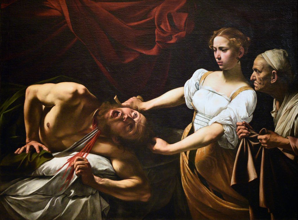 """Always loved these works! But how can you not love the""""blood-and-guts drama in Baroque art"""". https://t.co/db67BsgQ2z https://t.co/54t8m4Z9Yj"""