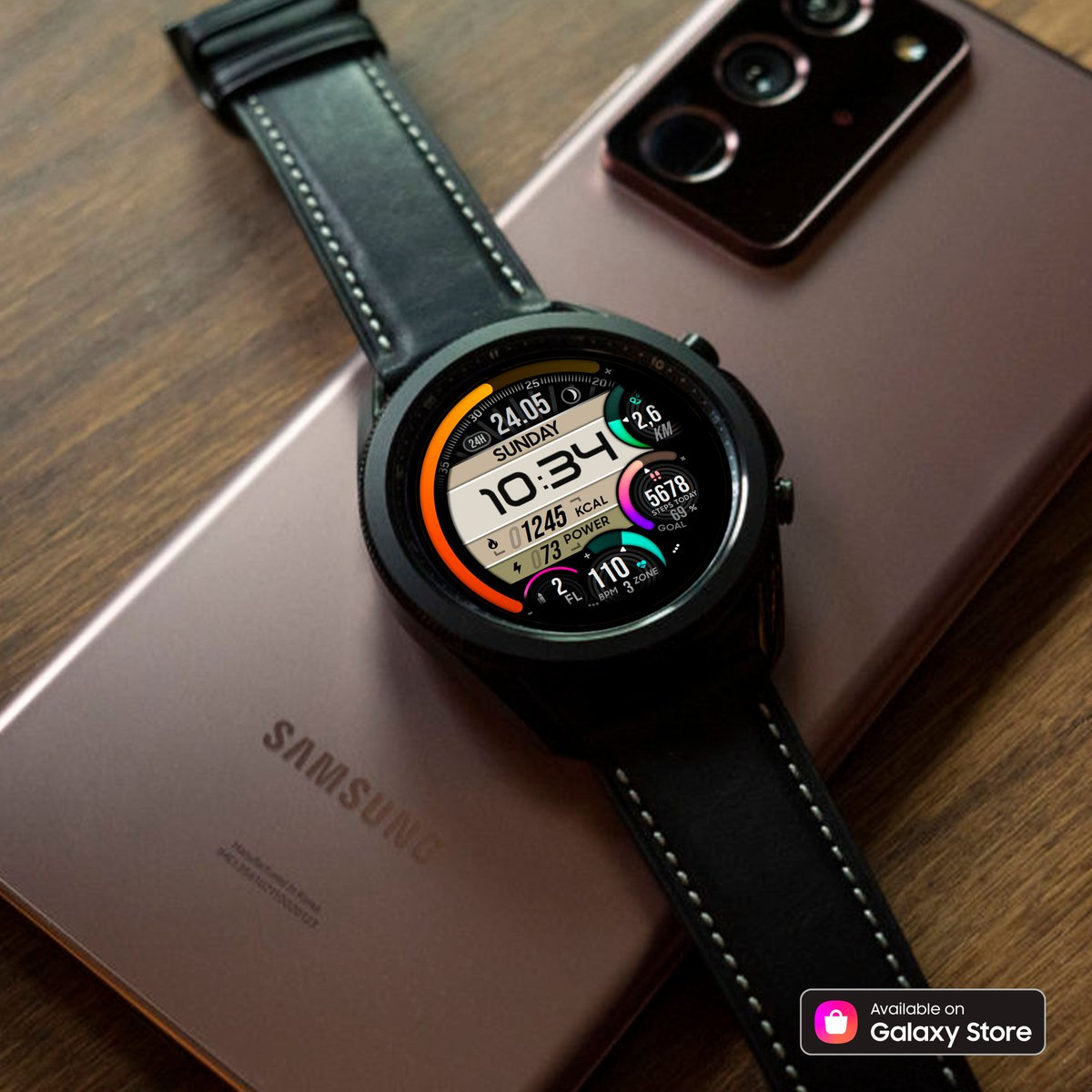Discover tomorrow.  Watchface name -> HEALTH FACE Nº53 Watchface link  - > https://galaxy.store/HF53   @samsung_dev  #BeASamsungDev #samsung #galaxywatch3 #WearableTech #gearS3 #samsunggalaxy #Watch #galaxywatchactive2 #watchfaces #galaxywatch #galaxywatch46mm #galaxystorepic.twitter.com/wNb1kZYKIM