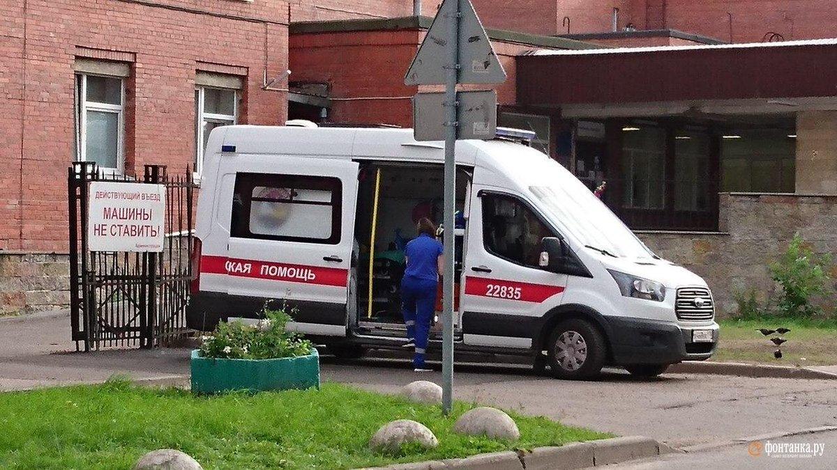 Беглов провали кампанию по вакцинации жителей Петербурга