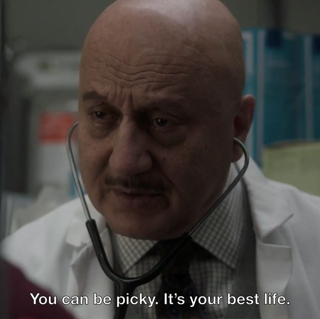 Just dropping some @NBCNewAmsterdam wisdom on this Monday morning.