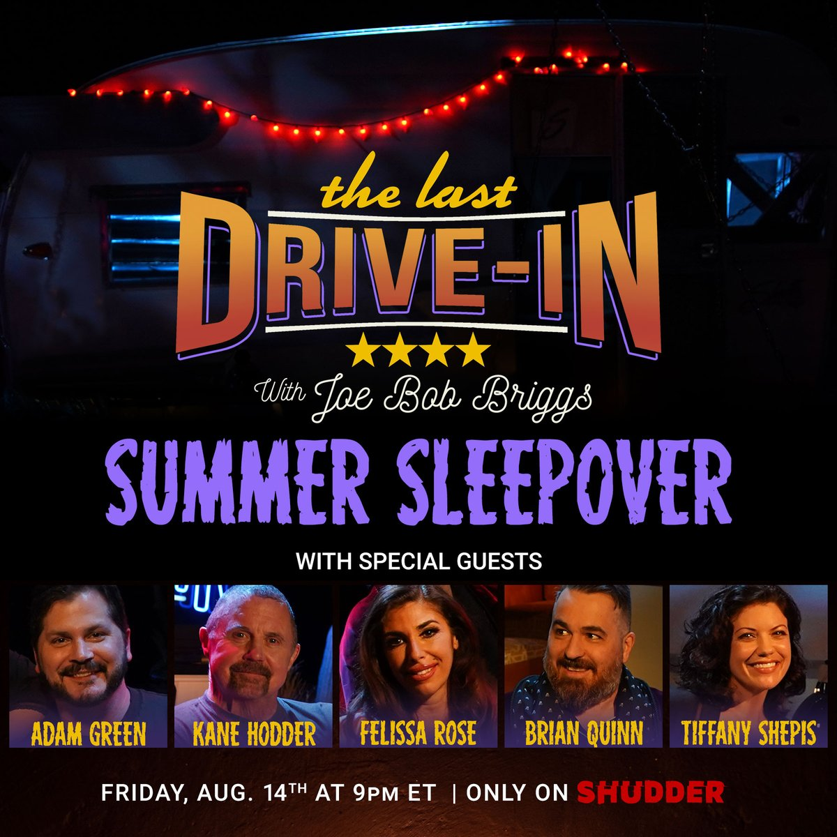 Still struggling with my health, but @FrankenSpear and I are going to try to join the Twitter #MutantFam for at least part of this! We NEED a dose of #TheLastDriveIn! 🖤 @kinky_horror @mutant_fam
