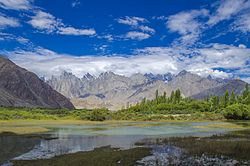 #Khaplu is a beautiful village just a few miles east of #Skardu According to Forbes Magazine, it is the coolest place for tourists,   they usually visit Khaplu to see Siachen Glacier  #PakistanOpensTourism https://t.co/MOpqUXWQUI
