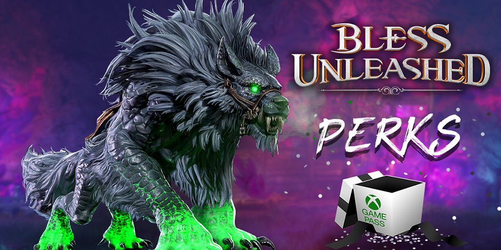 🐺 This is your LAST CHANCE to claim the @blessunleashed exclusive Xbox Alpha Wolf mount and bonuses, only for @XboxGamePass Ultimate members!  These Perks are only available until August 13. https://t.co/zv5xz7lhLM https://t.co/SagZFMWOde