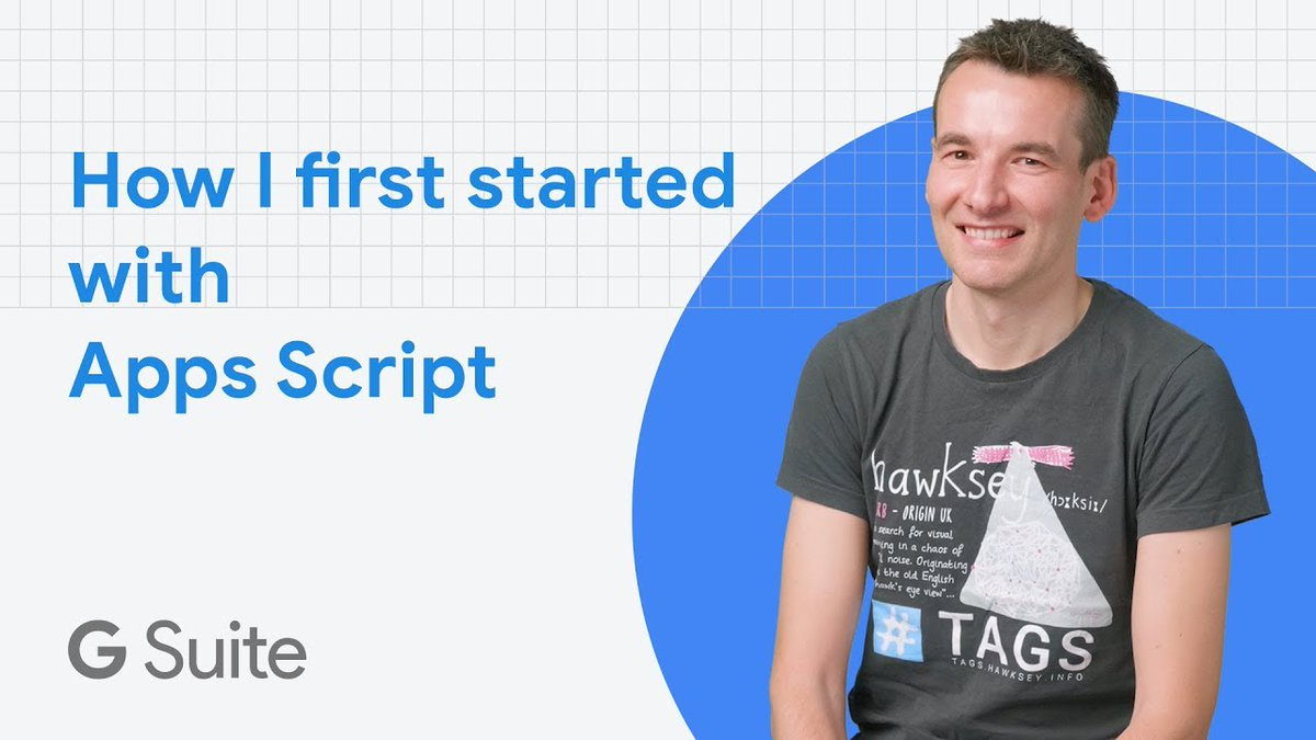 Google Apps Script is a great tool for programmers of all levels to explore new ideas. @mhawksey shares how Apps Script has removed barriers in education by easing administrative duties, allowing teachers more time to focus on students.    Learn more → https://t.co/HGgCjTgMuK https://t.co/MFwEO9GZV0