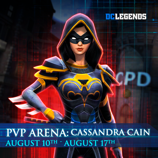 Play the PVP Wraith Tournament this week to win Cassandra Cain: The One Who Is All.pic.twitter.com/qM0cbJGQMS