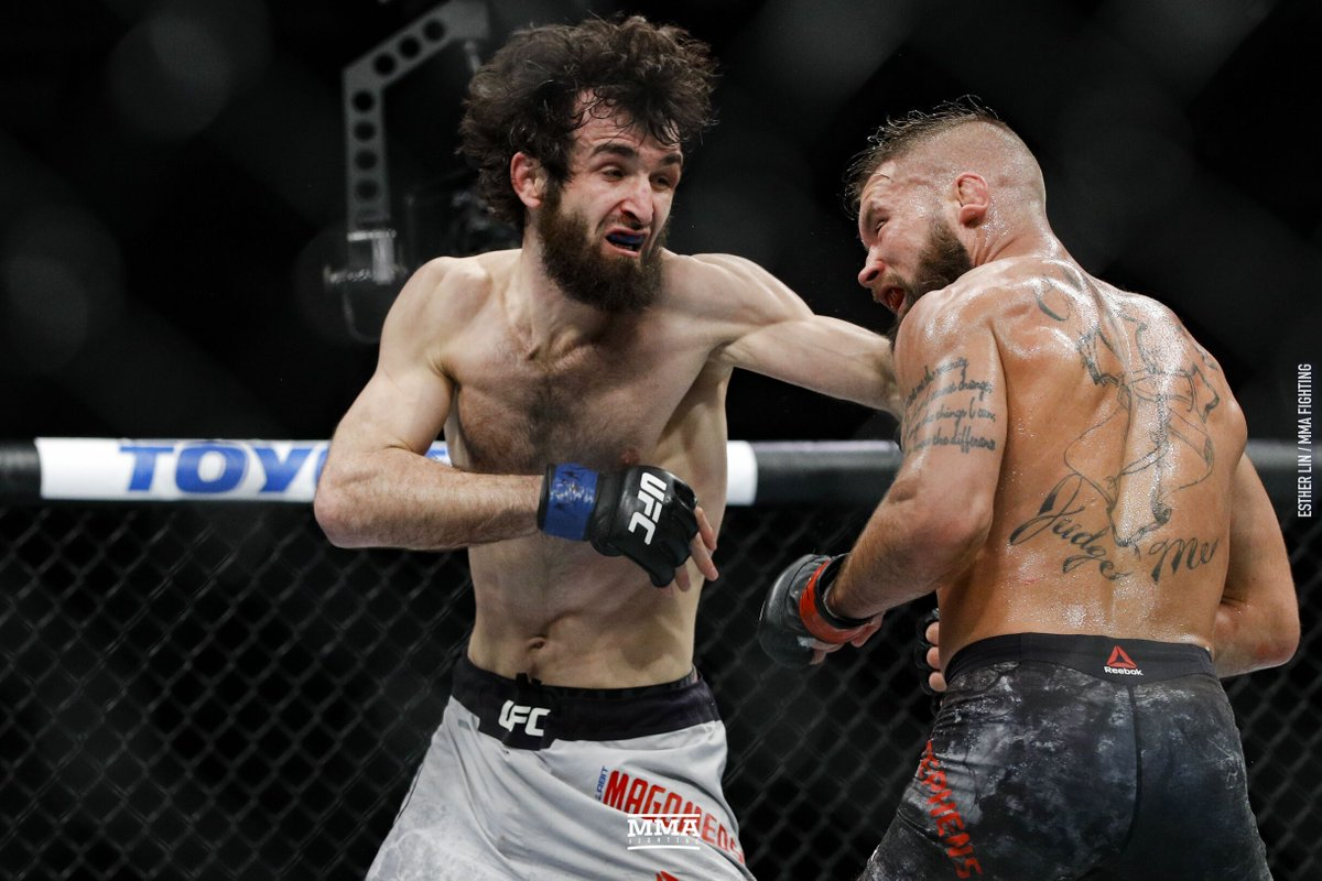 Zabit Magomedsharipov announces he will not fight on Aug. 29, returning to Russia for now (@DamonMartin)  https://t.co/L4Tsi4zpBx https://t.co/WaIZGO8vrD