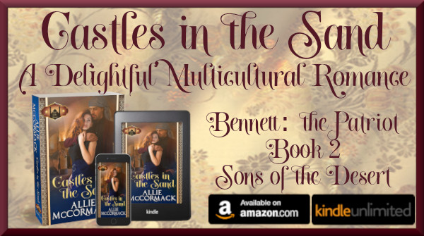 CASTLES IN THE SAND is the 2nd of my Sons of the Desert #multiculturalromance series, set in coastal #SantaBarbara California. http://alliem.fun/Castles  Watch the #booktrailer: http://alliem.fun/YT-Castles1 #amwriting in #Tucson #IndieAuthor #IARTG #amwriting #Kindle #KUpic.twitter.com/6uBMkKQrJr