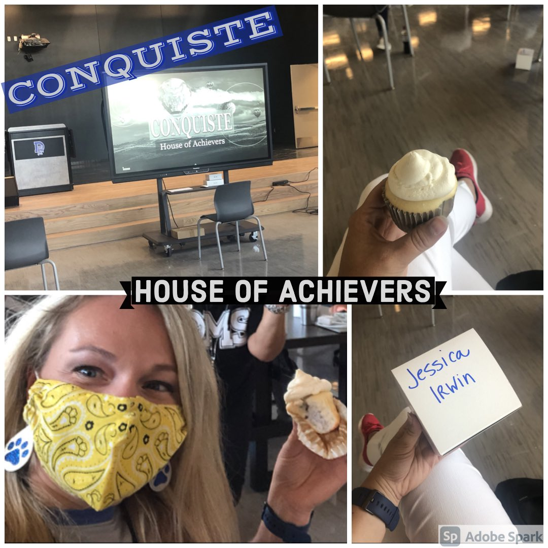 """Grey is THE way!"""" CONQUISTE House of Achievers! #MISDProud #DieterichDreamers"""