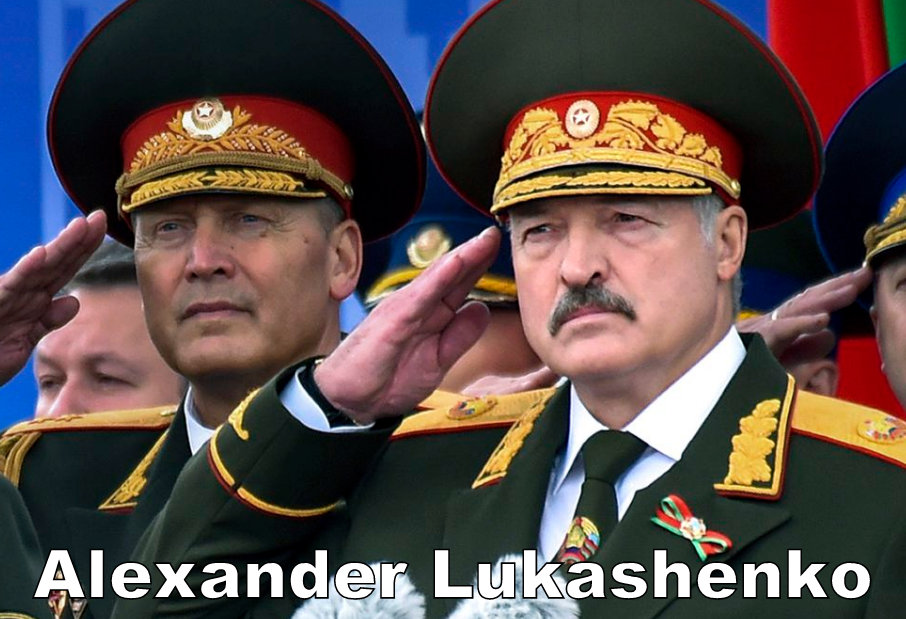 """In 1919, Byelorussia supported the Bolshevik conquest & became an original member of the USSR (SSRB). As the USSR unraveled, SSRB declared independence & Alexander Lukashenko became its authoritarian president - a position he has held since 1994. He always wins """"80%"""" of the vote. pic.twitter.com/N7NisCwiGf"""