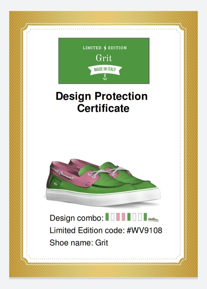 """Introducing the """"Grit Collection."""" Special thanks to my sisters of Alpha Kappa Alpha Sorority Inc. for helping me to launch my design line. The beautiful """"Pink and Green"""" boat shoes is now a part of my permanent collection. https://t.co/bCJ02Wa0GF #Grit #Shoes #Luxury  #Unisex https://t.co/iDsfOohz8R"""