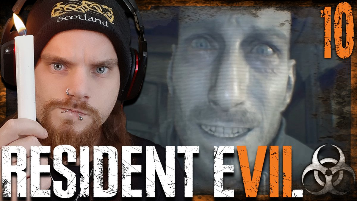 https://www.youtube.com/watch?v=wDL5zm4JqnI… Happy Birthday Madness! | Resident Evil 7 | Let's Play Part 10 (Blind) Hello everyone! Twiggy The Tree here! When a birthday part spins out of control in all the wrong ways. #ResidentEvil #ResidentEvil7 #TwiggyTheTree #horrorgame #horror #survivalhorror pic.twitter.com/9mj3YQC5Z5