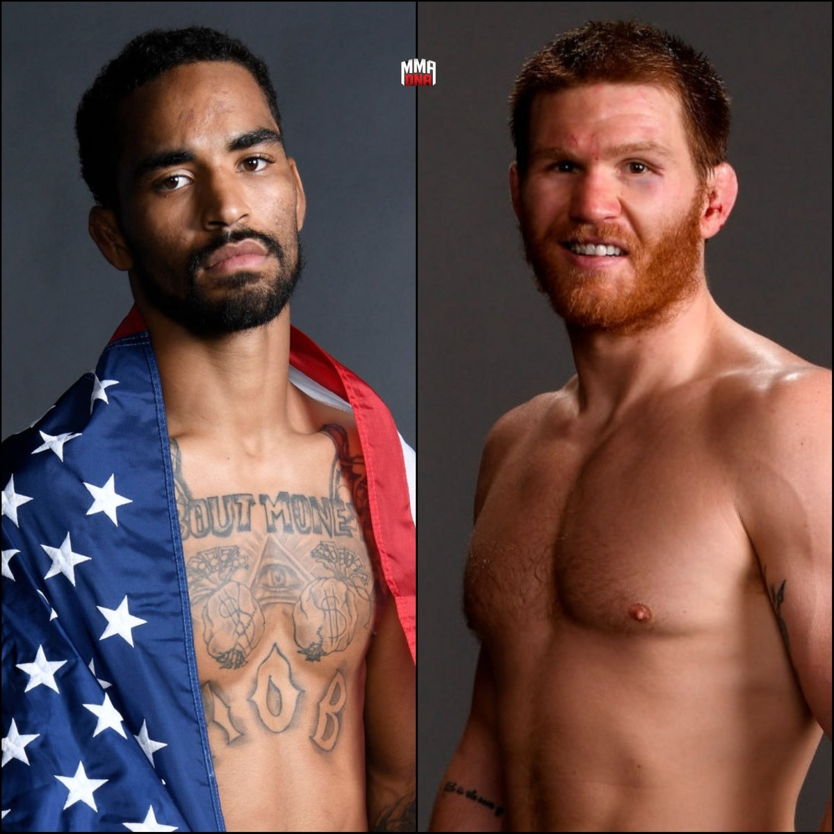 Roosevelt Roberts will fight Matt Frevola at UFC event on September 12th. (per @MattFre16) #UFC #MMA #UFCESPN https://t.co/sFu8Qhh5x7