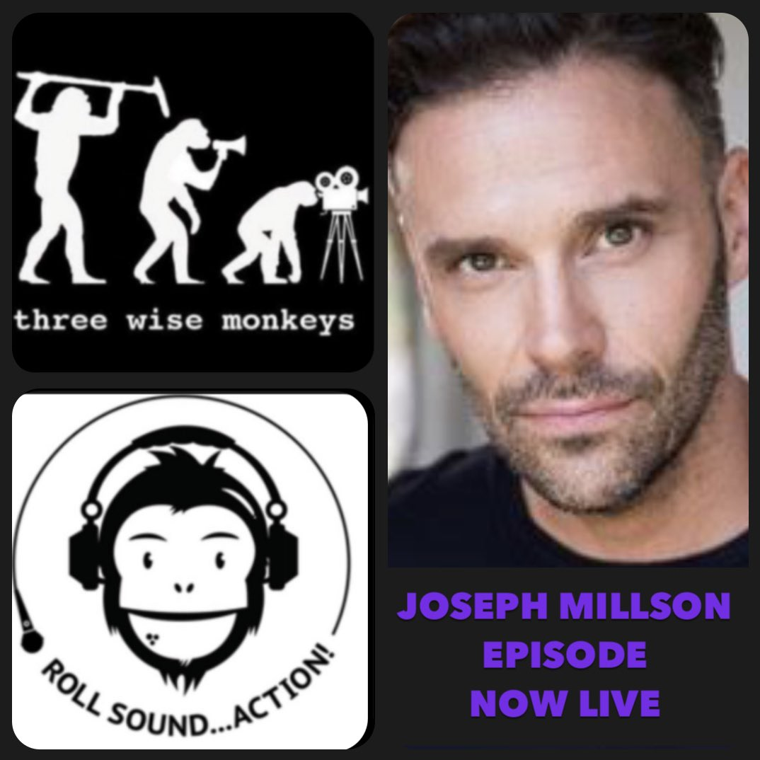 New EPISODE ! He was 006 in Casino Royale, the lead #Dragonheart film, rotten guy in @netflix #TheLastKingdom. He's also #MrBanks in the West End @MaryPoppins Dear World, meet @josephmillson Available in all the usual places: @iTunes @Spotify api.spreaker.com/v2/episodes/40… 🙊🙈🙊