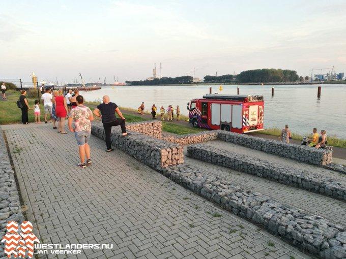 Levensgevaarlijke stunt bij Nieuwe Waterweg loopt goed af https://t.co/HuzUkZtKTM https://t.co/LKexlQUv7T