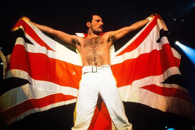 Freddie Mercury Foto