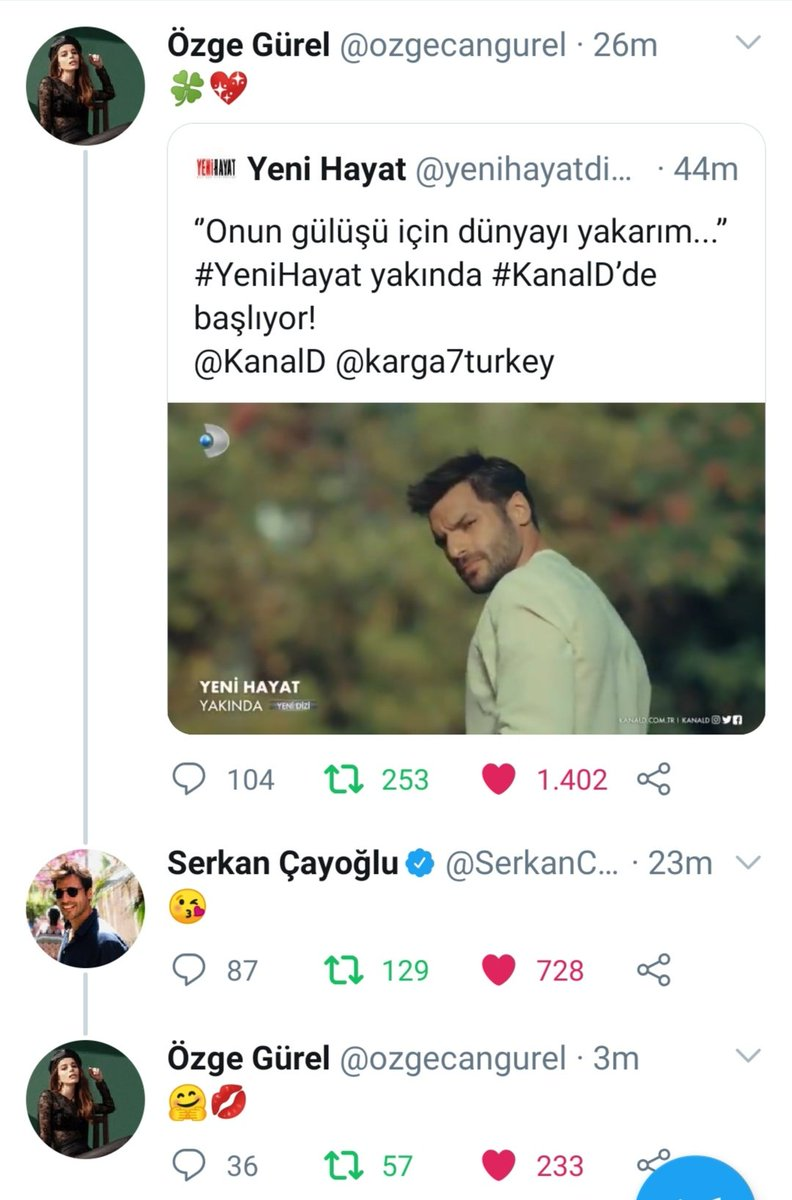 #SerkanÇayoğlu