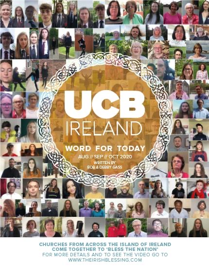 The Irish Blessing continues to reach new audiences and is featured on the front cover of UCB Ireland's Word for Today: August / September / October edition. UCB Ireland has also made The Irish Blessing their Feature of the Week on their website https://t.co/kR15NXs3m8 https://t.co/mN6wml7QSE