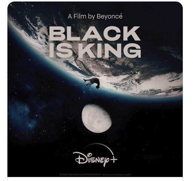#New visual #Album by @Beyonce #OutNow on #DisneyPlus. Haven't seen it yet. Let us know your thoughts if you have. This is NOT a paid endorsement by Disney or Beyonce. NewMusic #NewMusicAlert #beyonce #music #NewAlbumpic.twitter.com/4I7lV5IclM