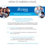 Image for the Tweet beginning: The AT&T Access program is