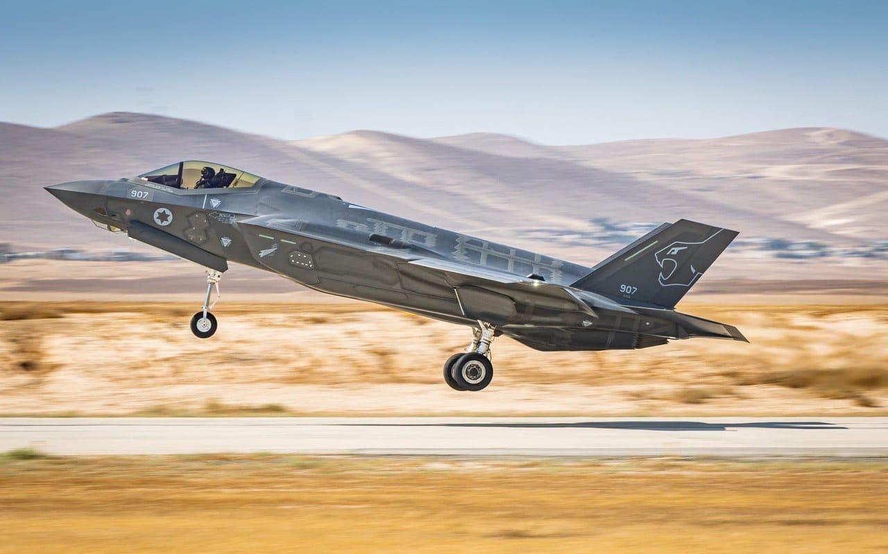 Israeli F-35 Adir