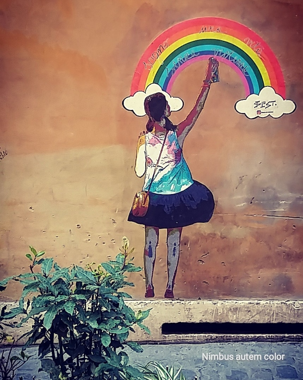 Imagine #10agosto #StreetArt #photography #photo #picoftheday #Roma pic.twitter.com/TSKFM3Ptsj