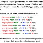 Image for the Tweet beginning: Top Buys 8/10  1. UCL Live