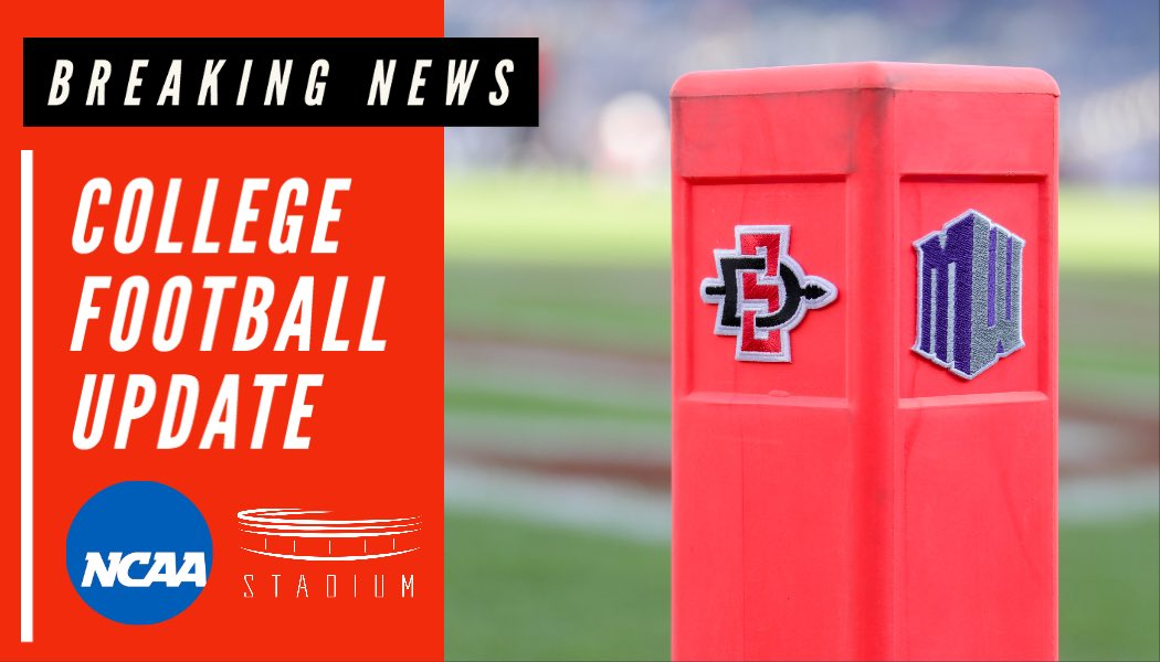 BREAKING: The @MountainWest will cancel their football season this fall, per our CFB Insider @Brett_McMurphy. #MWFB https://t.co/78jOmq5BAc