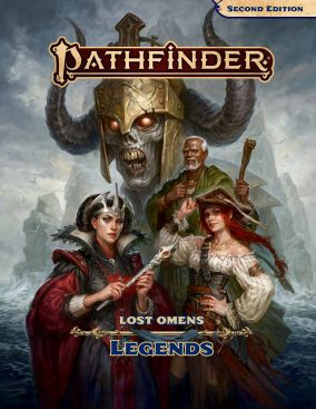 Lost Omens: Legends provides extensive write-ups on 30 prominent #Pathfinder NPCs of Golarion. A good read in general, but extra nifty for those who have played through the relevant adventure paths and @OfficialPFS scenarios. I review: https://t.co/3bwOdFnw1Q  @paizo #PFS https://t.co/AC9vPylq9j