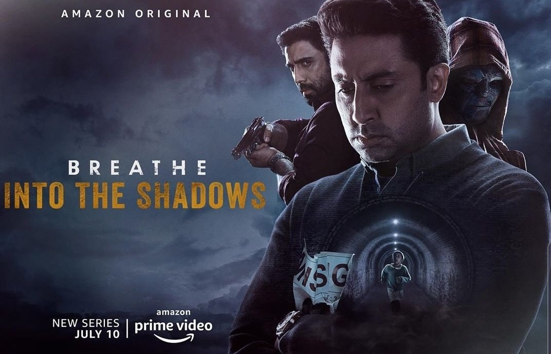Recommending this! Amazing web series #BreatheIntoTheShadows