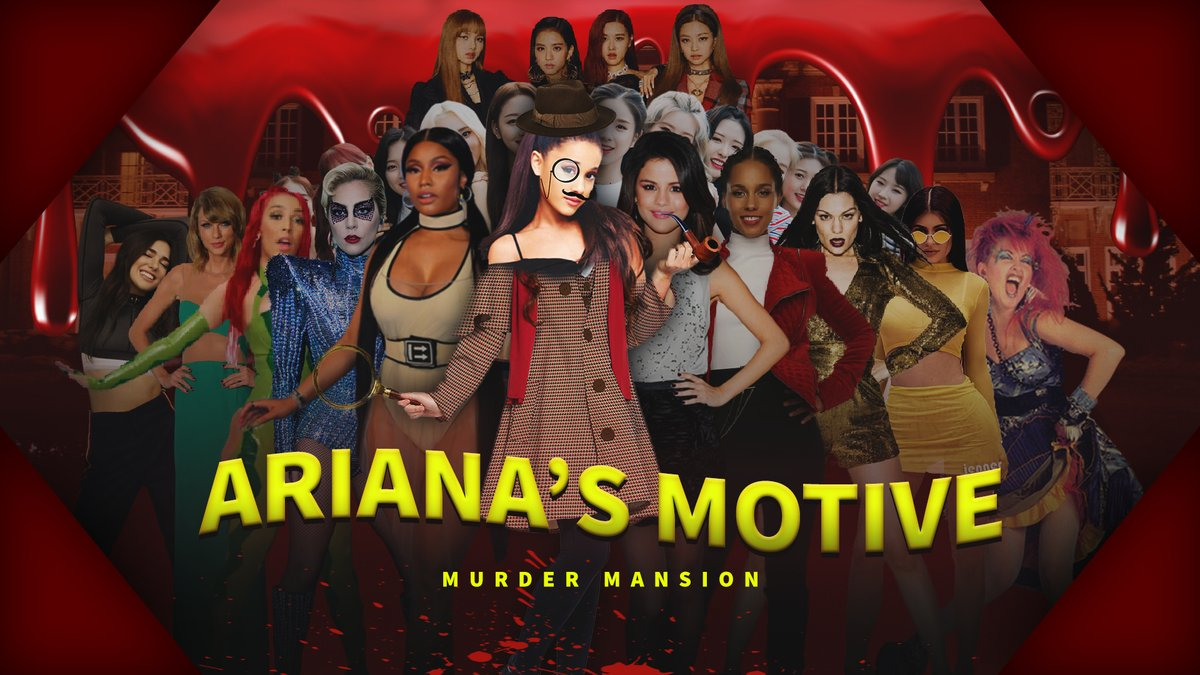 Ariana's Motive: Murder Mansion - EP 1 🔍