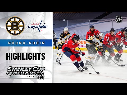 NHL Highlights | Bruins @ Capitals, #RoundRobin - Aug. 9, 2020 🏒https://t.co/gBRuv4N88k  News, rumors: https://t.co/r7OiRp0RmU  #BostonBruins #WashingtonCapitals  @NHLBruins @Capitals  #NHL #hockey https://t.co/z00mbOpueG