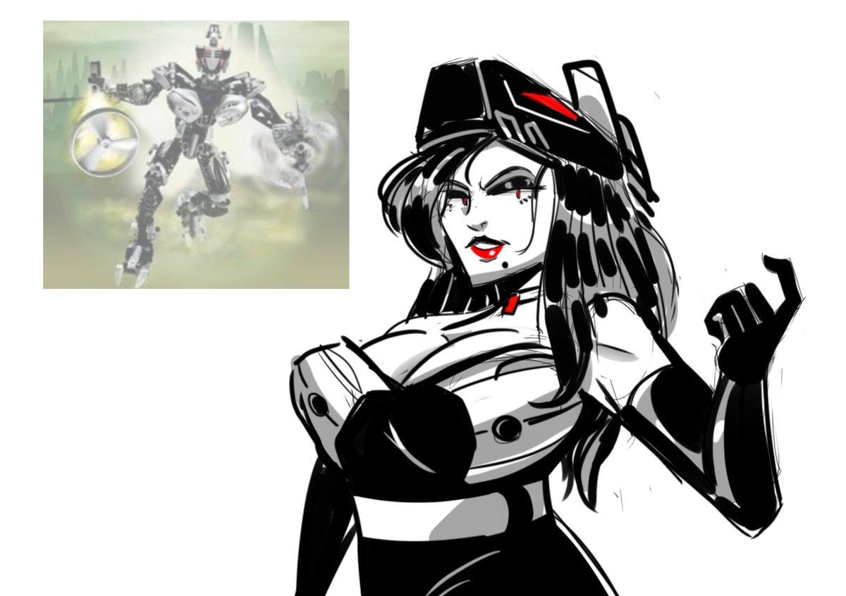 anyways happy bionicle day everyone, i already drew it