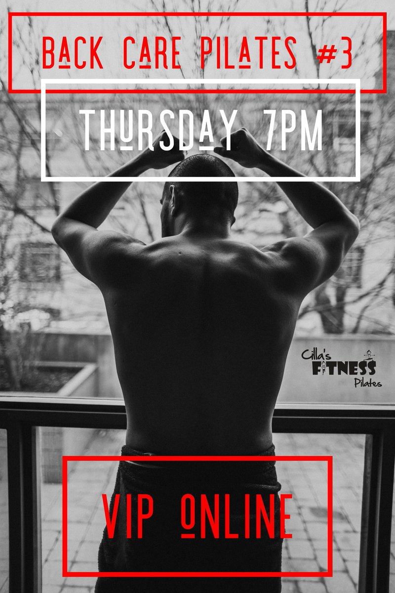 This Thursday Back Care Pilates #pilates #stockport #InfluencerChallenge #supportsmallbusiness #ManUnited #AreYouOkay #fitnessonline https://t.co/Miwq0wsSh2